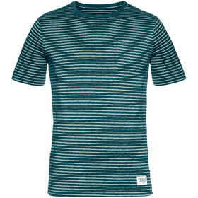 VAUDE Arendal II t-shirt Heren, petroleum